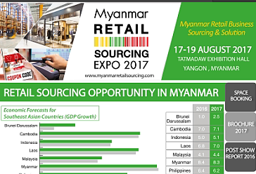 Retail Sourcing Opportunity in Myanmar