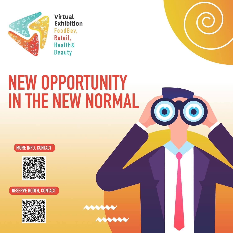 Virtual (Online) Exhibition: โอกาสทางรอดธุรกิจในยุค New Normal